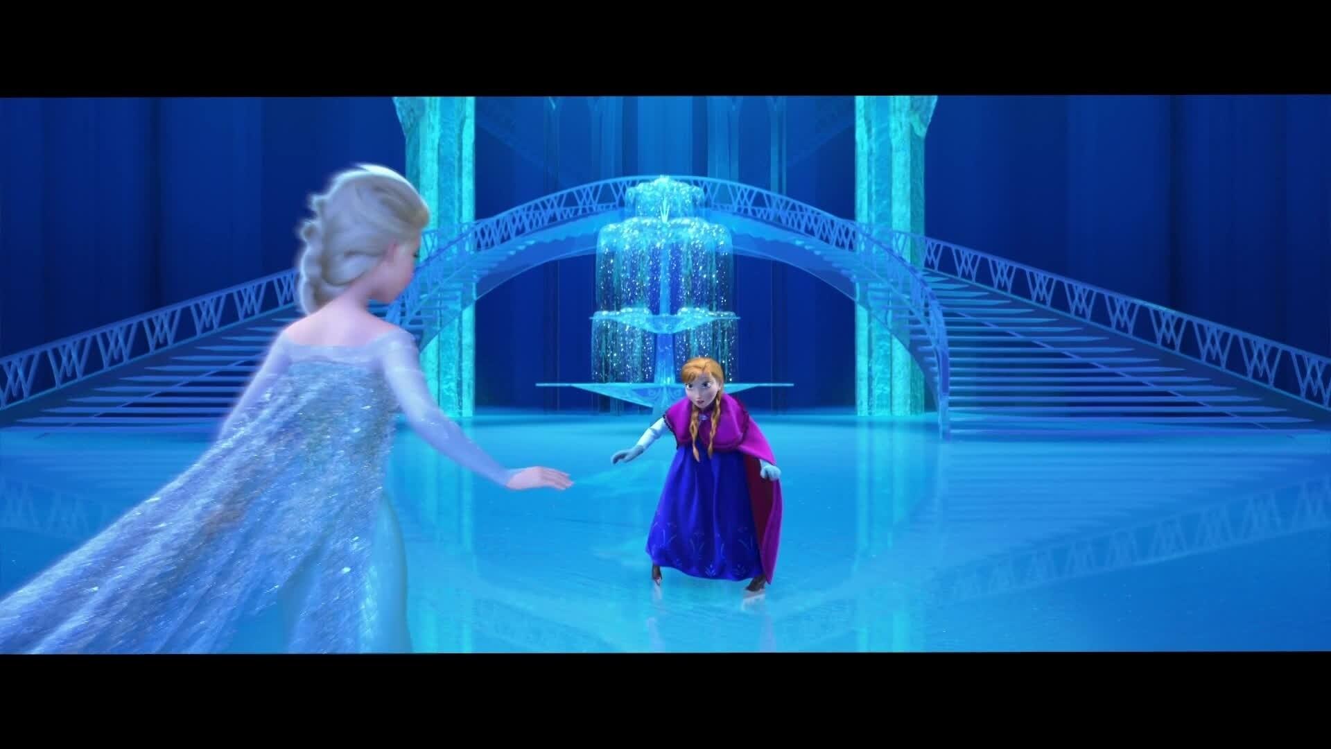 Olaf, Le Roi de la Gaffe - Garder la forme 2
