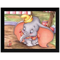 Image of ''Dumbo at the Circus'' Giclée by Michelle St.Laurent # 6