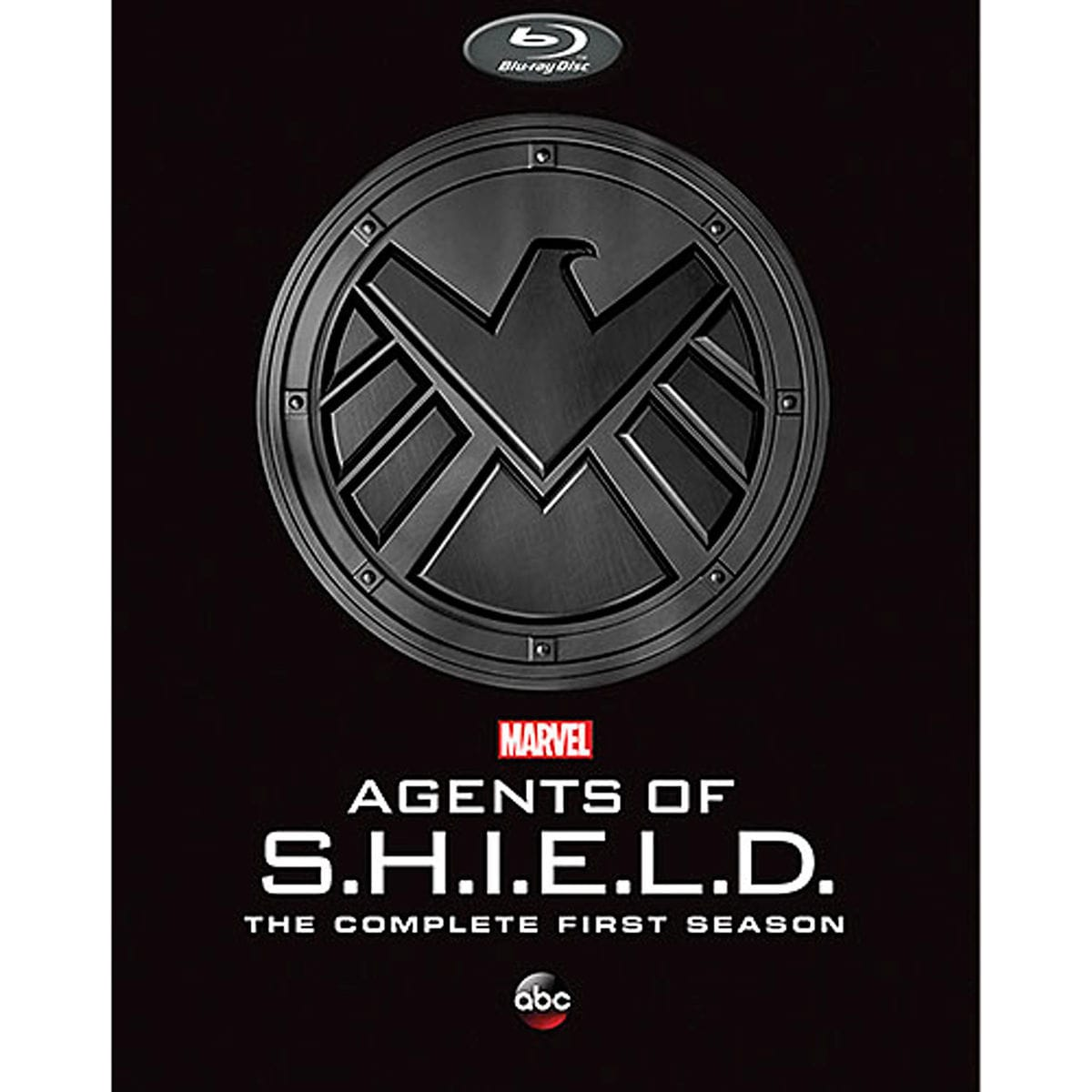 Marvels Agents Of Shield The Complete First Season Blu Ray