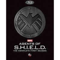 Image of Marvel's Agents of S.H.I.E.L.D.: The Complete First Season Blu-ray Boxed Set # 1