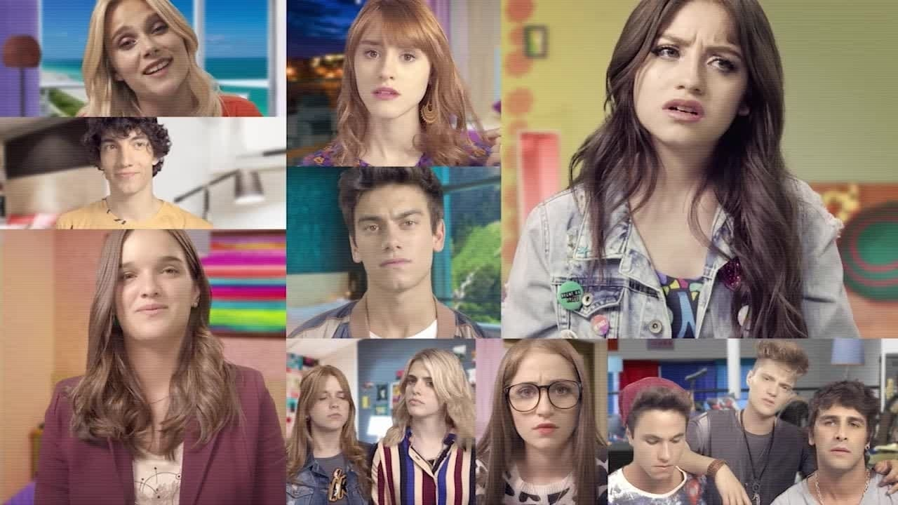 Vacation Stories - Chat tra i protagonisti - Soy Luna