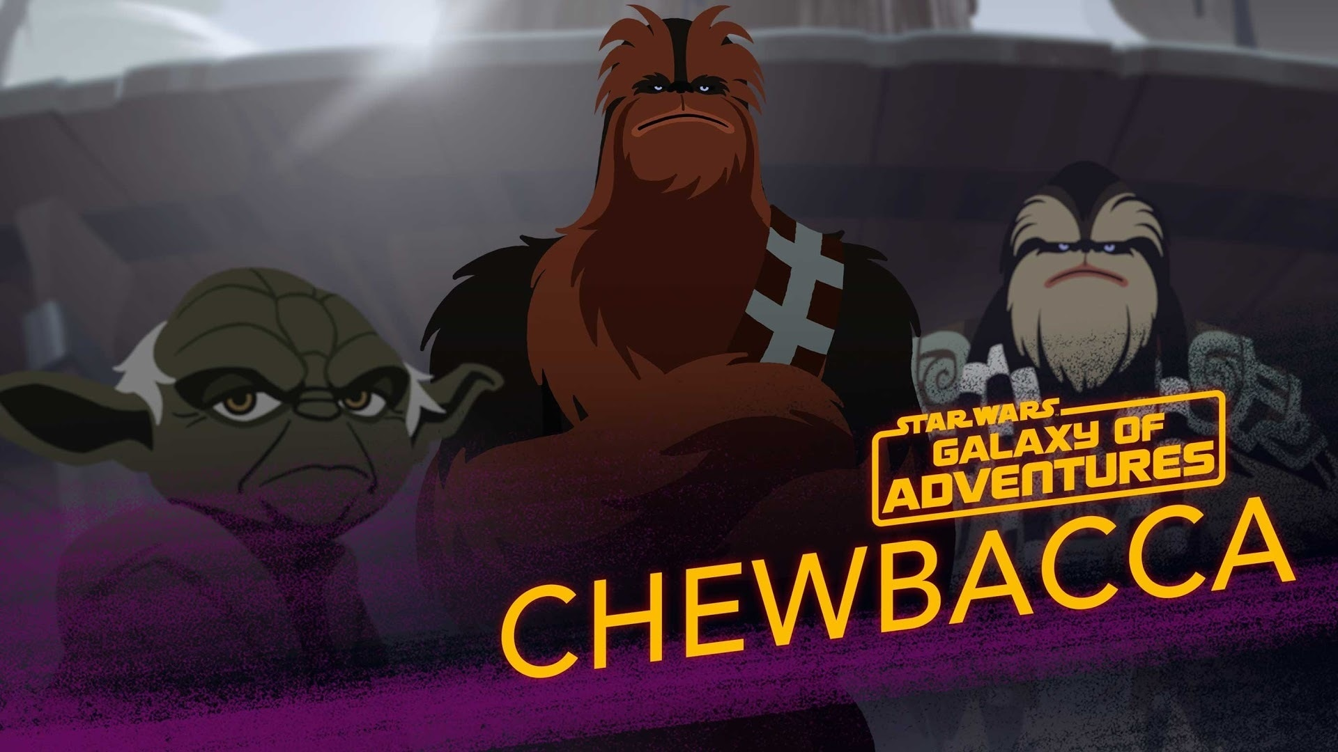 Chewbacca - Wookiee Warrior  | Star Wars Galaxy of Adventures
