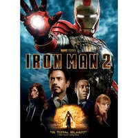 Image of Iron Man 2 DVD # 1