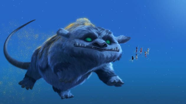 Gruff Love - Tinker Bell and the Legend of the Neverbeast Clip
