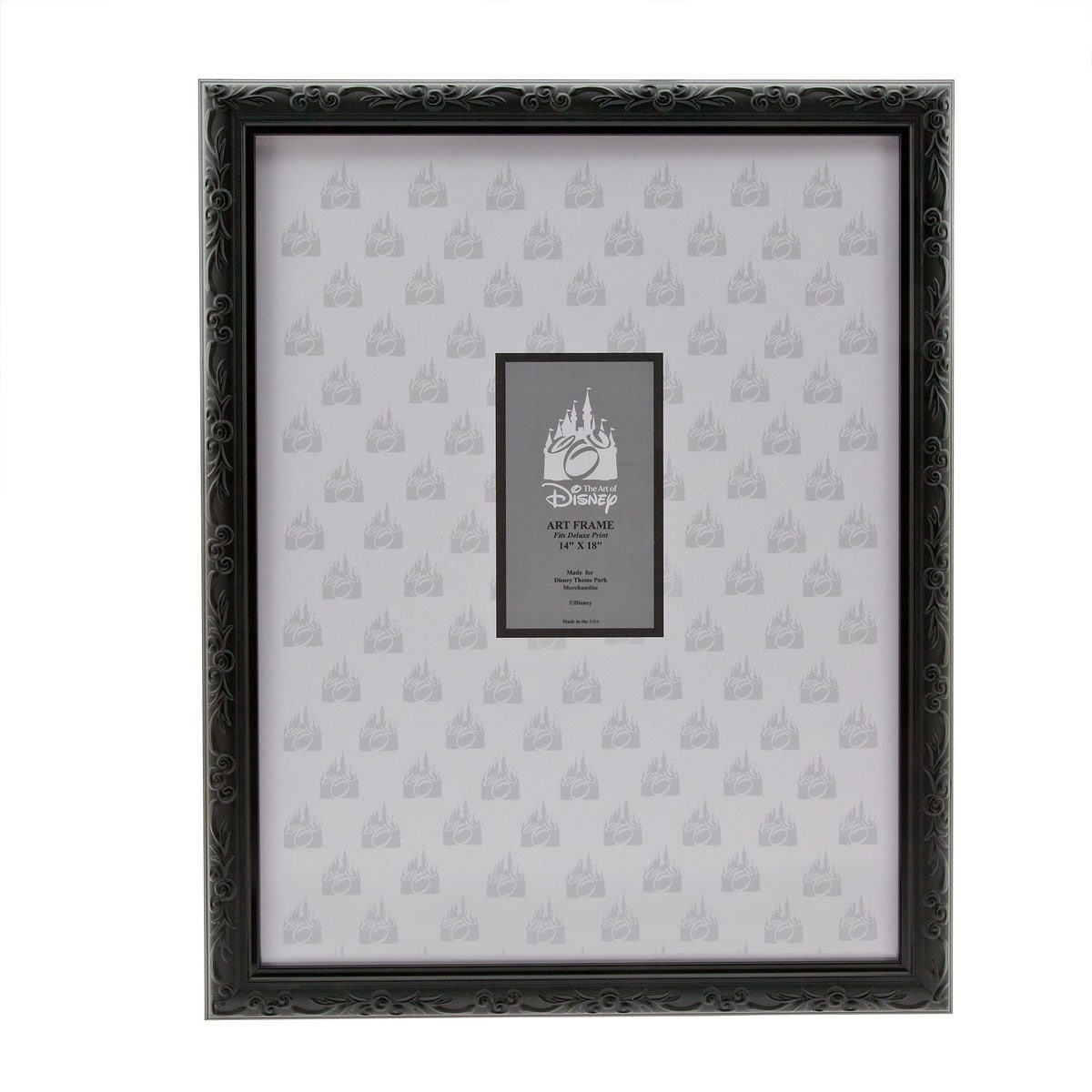 Mickey Mouse Black Frame - 14\'\' x 18\'\' | shopDisney