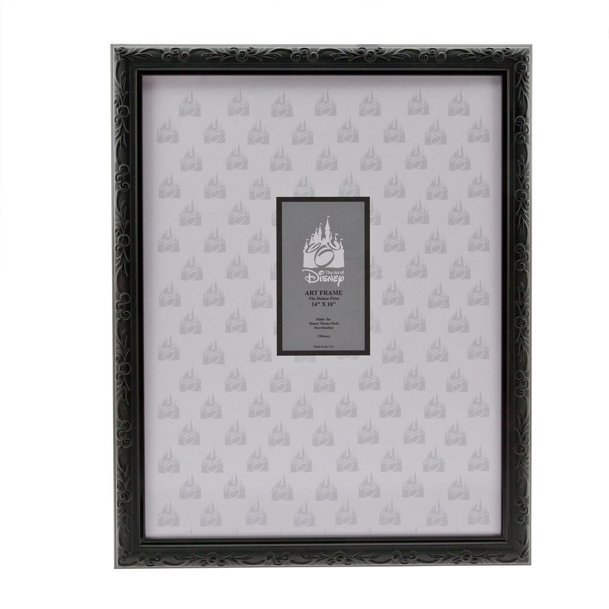 Mickey Mouse Black Frame 14 X 18 Shopdisney