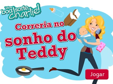 Correria no sonho do Teddy