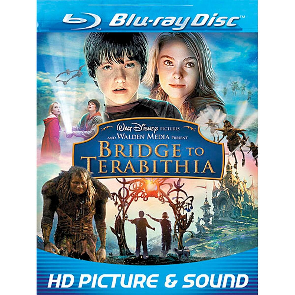 Bridge To Terabithia Blu-ray   shopDisney