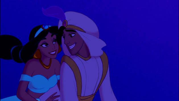 Um mundo ideal - Aladdin