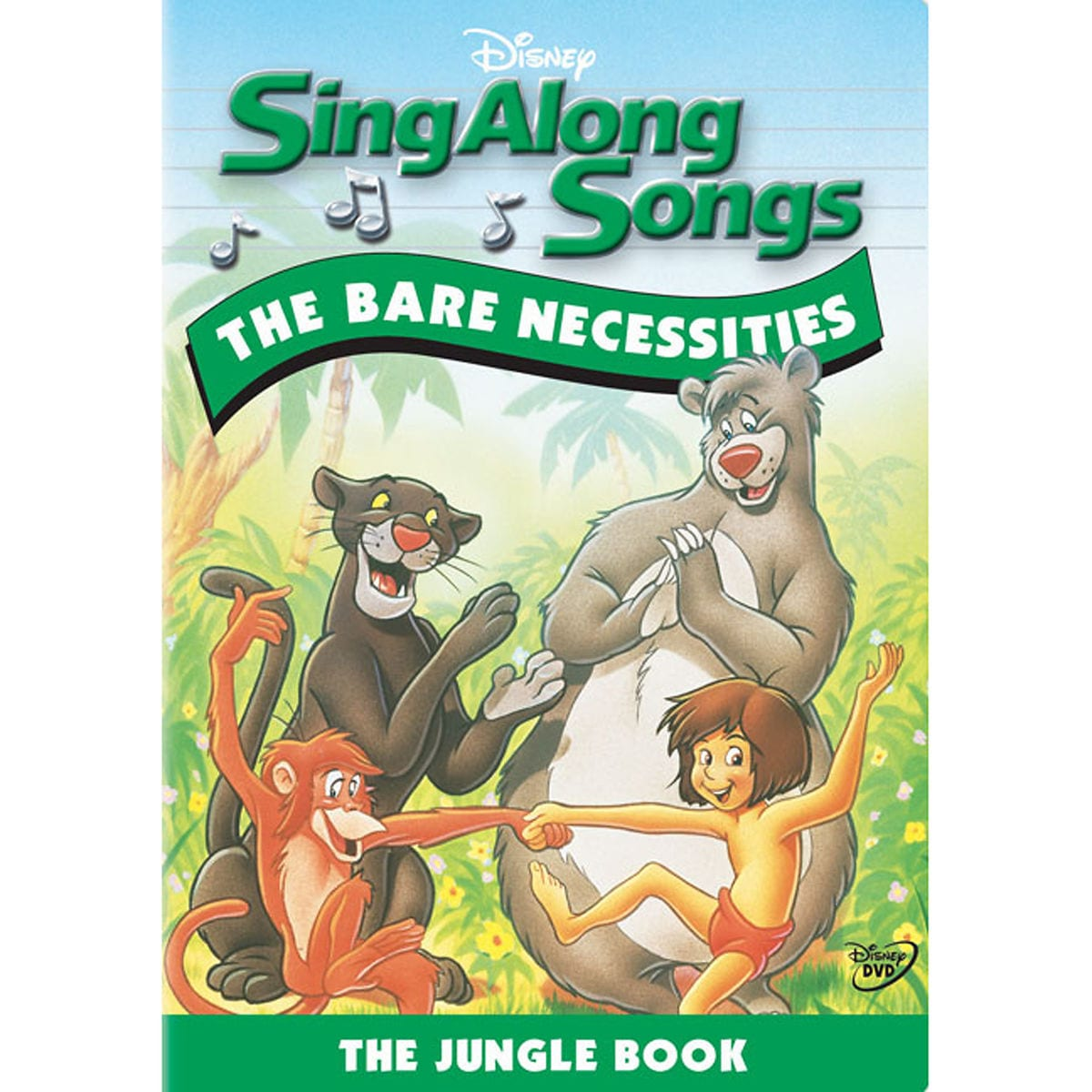 product image of sing along songs the bare necessities dvd 1