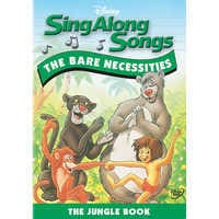 Image of Sing Along Songs: The Bare Necessities DVD # 1