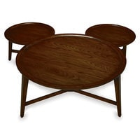 Image of Mickey Mouse It All Started With a Mouse Table by Ethan Allen # 6