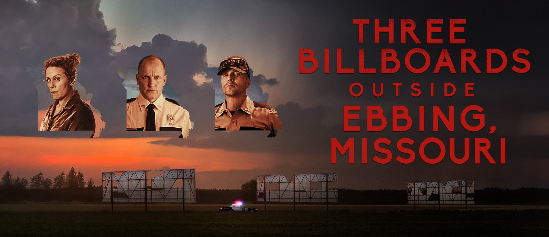 Three Billboards Outside Ebbing, Missouri Hero