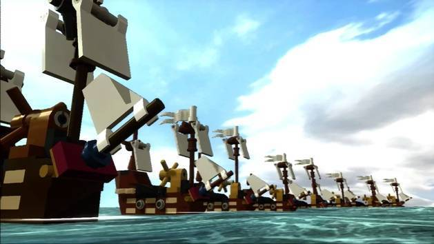 Trailer - LEGO Pirates of the Caribbean: The Video Game