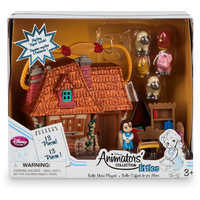 Image of Disney Animators' Collection Littles Belle Micro Doll Play Set - 2'' # 4