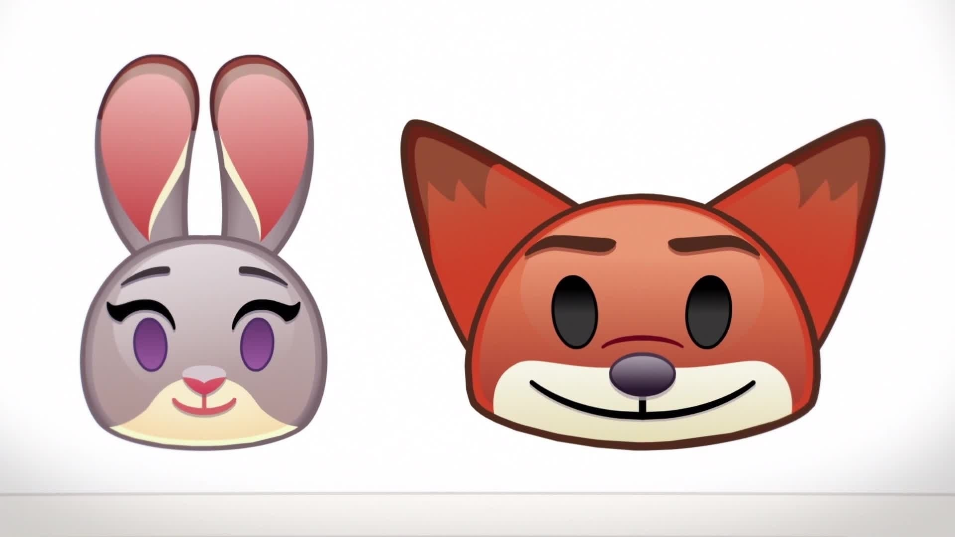Zootropolis As Told By Emoji
