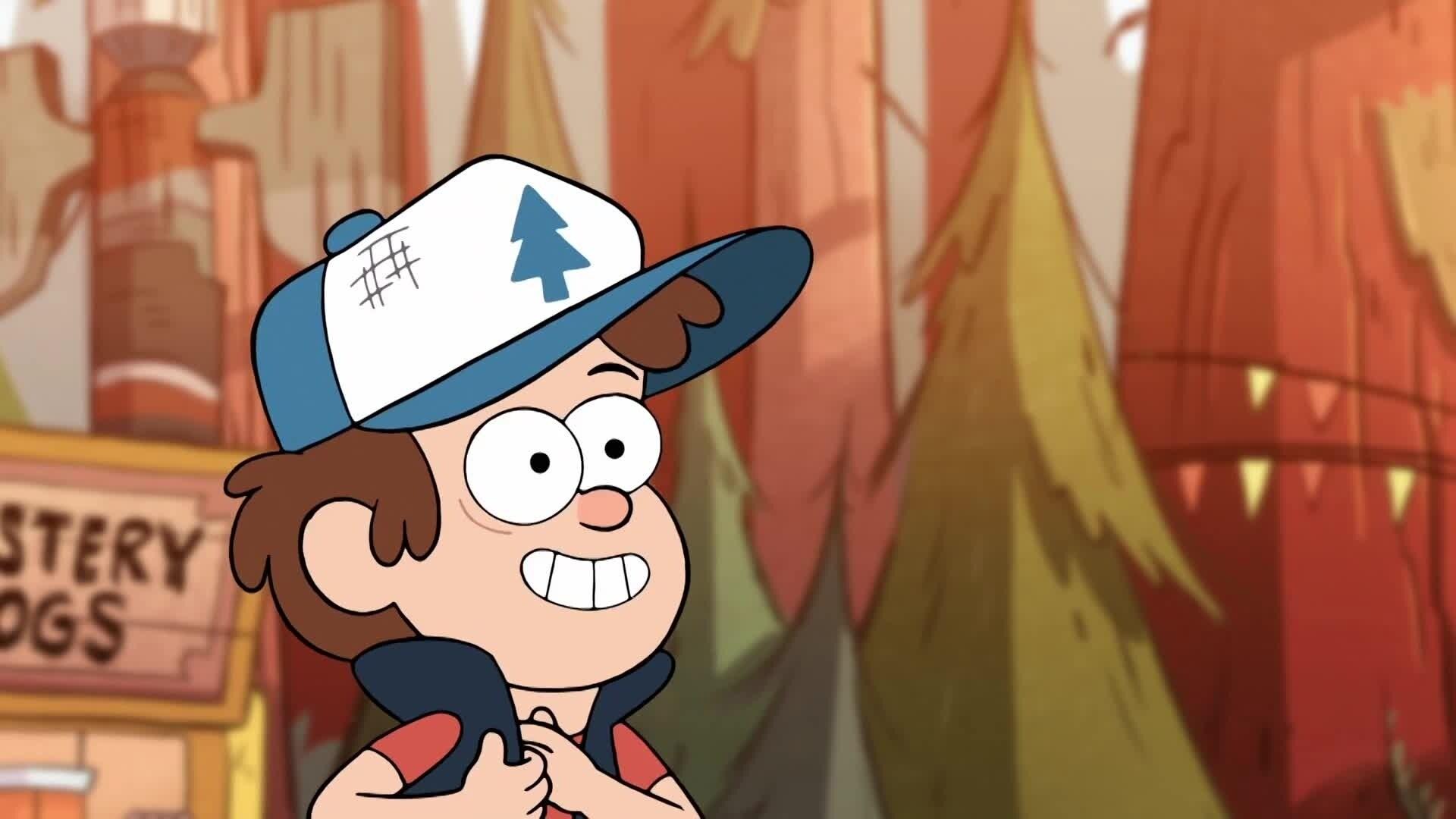 Willkommen in Gravity Falls - Das Schwein der Zeitreisenden