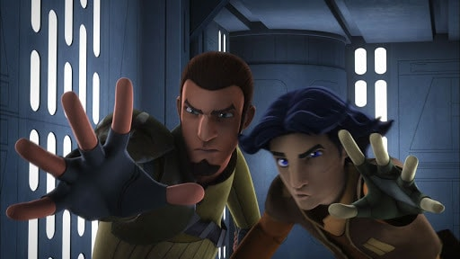 Star Wars Rebels: Complete Season 2 Now Available