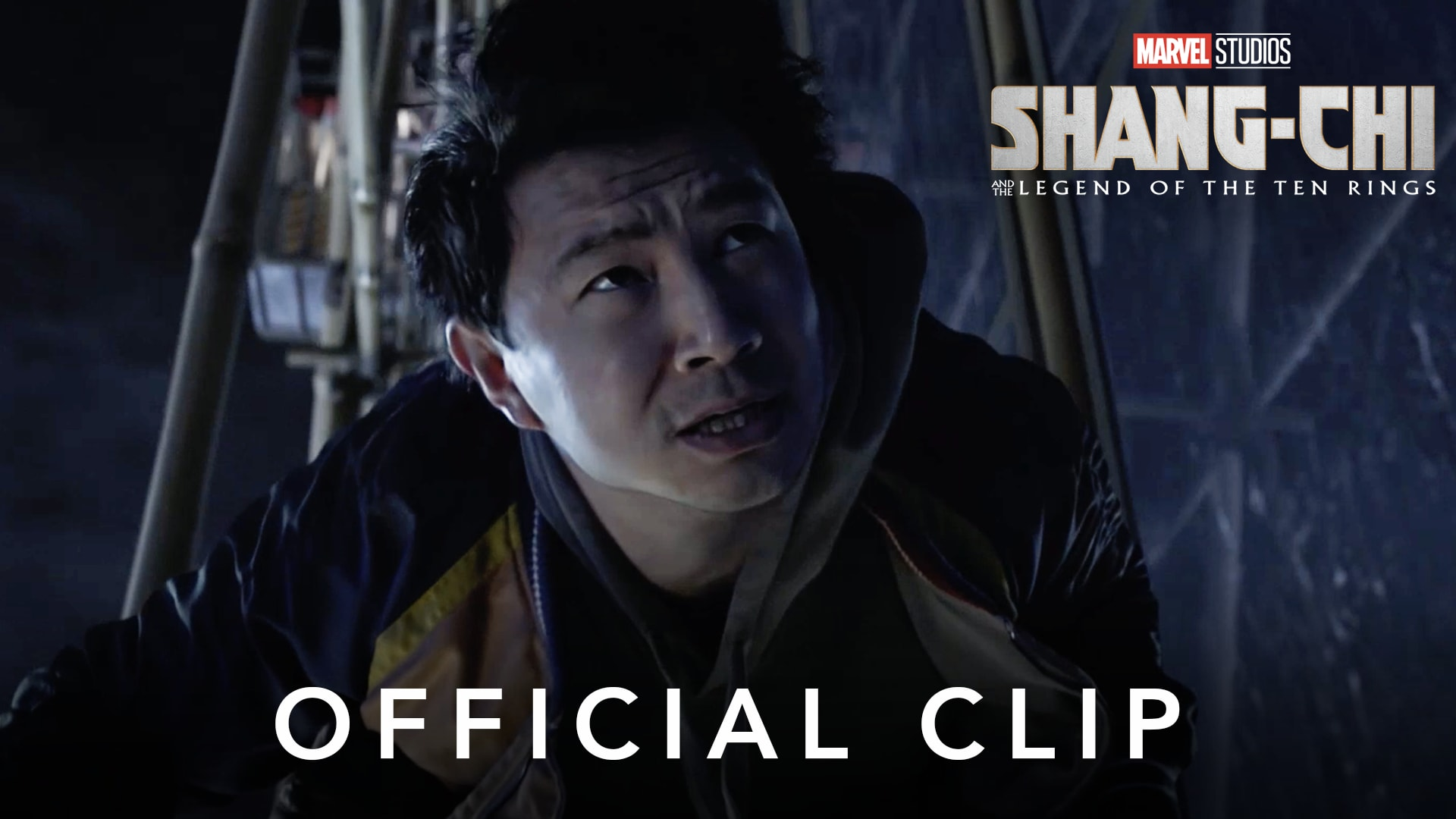 """""""Scaffolding Escape"""" Clip   Marvel Studios' Shang-Chi and the Legend of the Ten Rings"""
