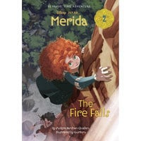 Image of Merida 2: The Fire Falls Book # 1