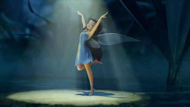 Meet Silvermist Disney Video