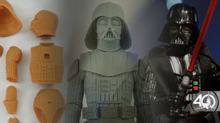 Star Wars at 40 | Darth Vader Reborn: The Story of Hasbro's Stunning New Black Series Figure