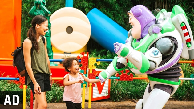 Family-Friendly Tips for Visiting Toy Story Land at Walt Disney World Resort | Disney Family