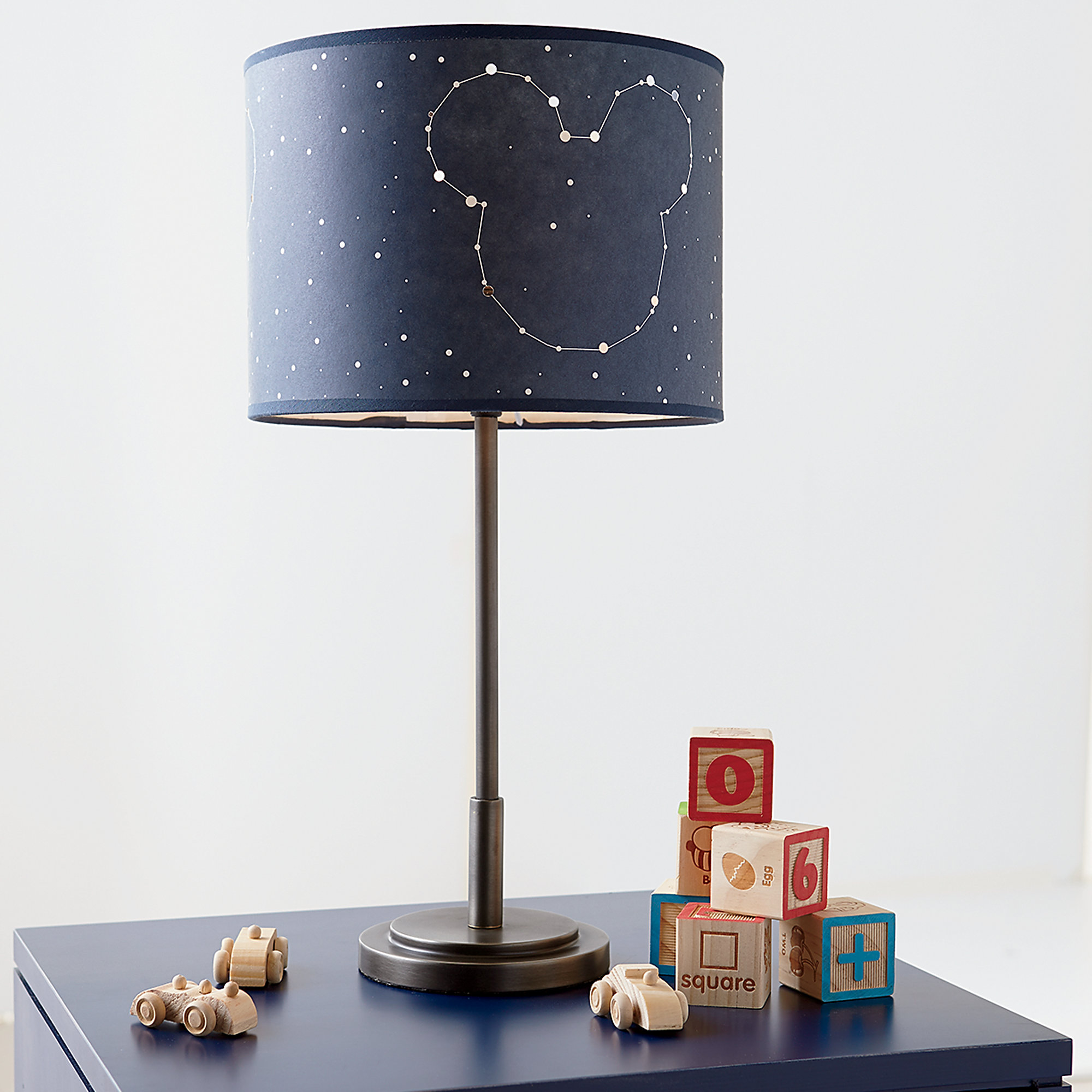 Mickey Mouse Constellation Accent Lamp By Ethan Allen