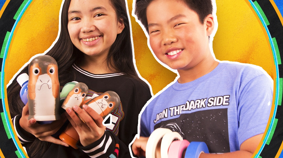 Craft Porg Nesting Dolls DIY Tutorial | Let's Make Star Wars