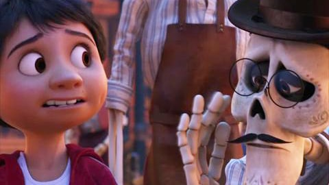 """Every Pixar World"" Spot - Disney•Pixar's Coco"