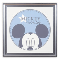 Mickey Mouse ''Sweet Dreams Mickey'' Framed Giclée on Paper by Ethan Allen