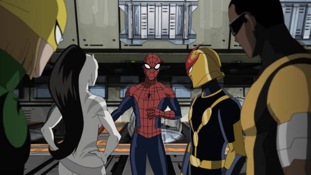 Ultimate Spider-Man - Respect