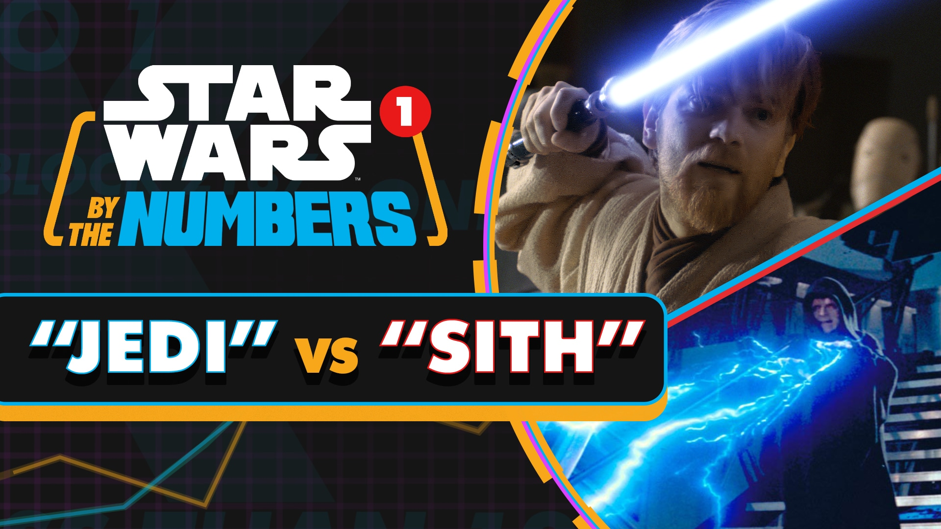 Every Time Jedi or Sith is Said in Star Wars Movies   Star Wars By the Numbers