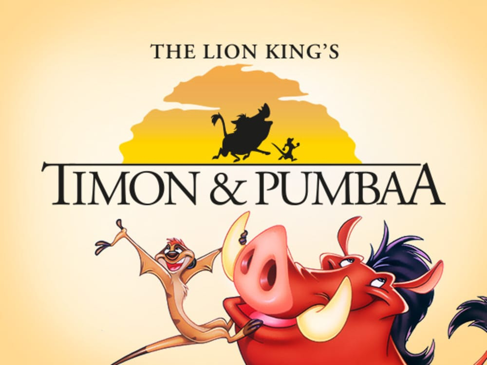 The Lion Kings Timon Pumbaa Disneylife