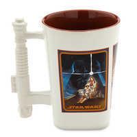 Image of Star Wars Saga Movie Poster Mug # 3