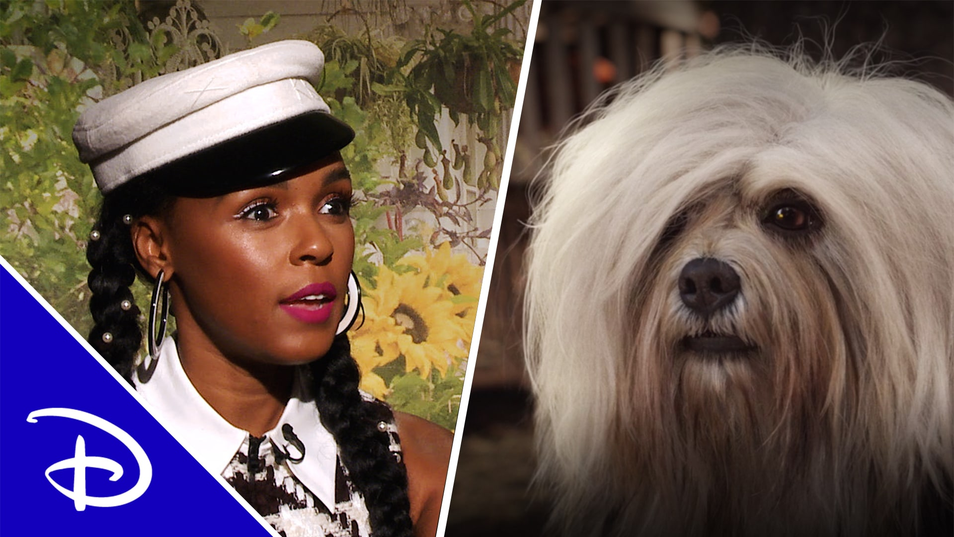 "Janelle Monáe Tests Her Disney ""Pup Culture"" Song Knowledge 