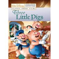 Disney Animation Collection Volume 2: Three Little Pigs DVD