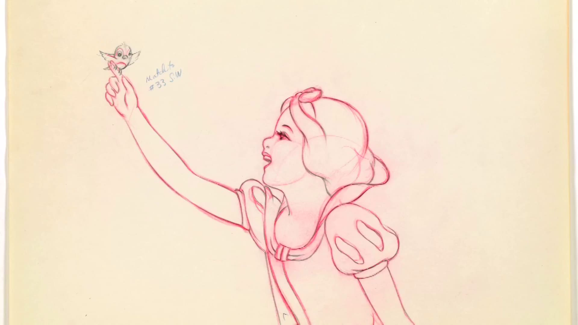 Disney Animation - Designing Disney's First Princess