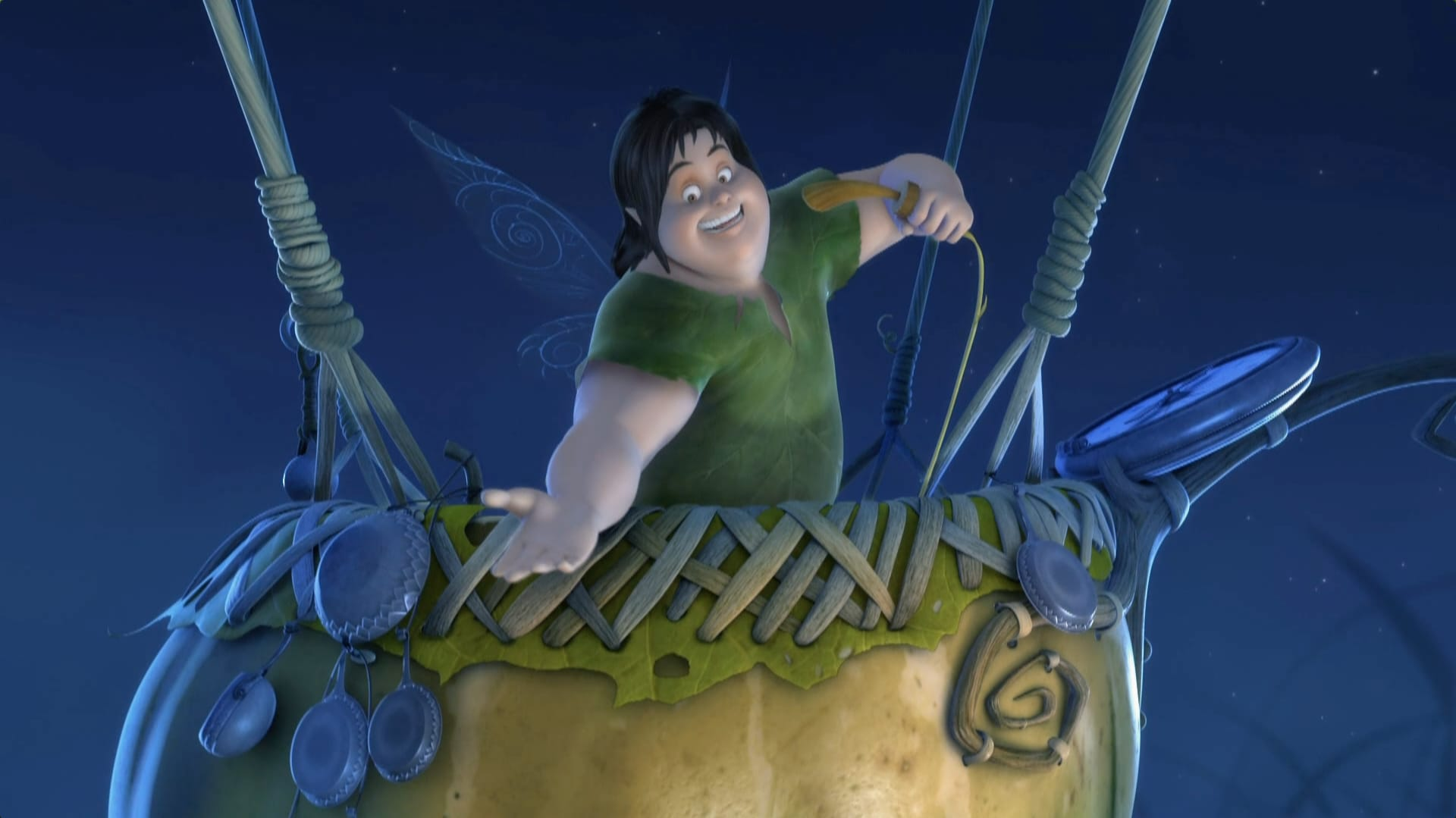 Repostería de Hadas - Disney Hadas