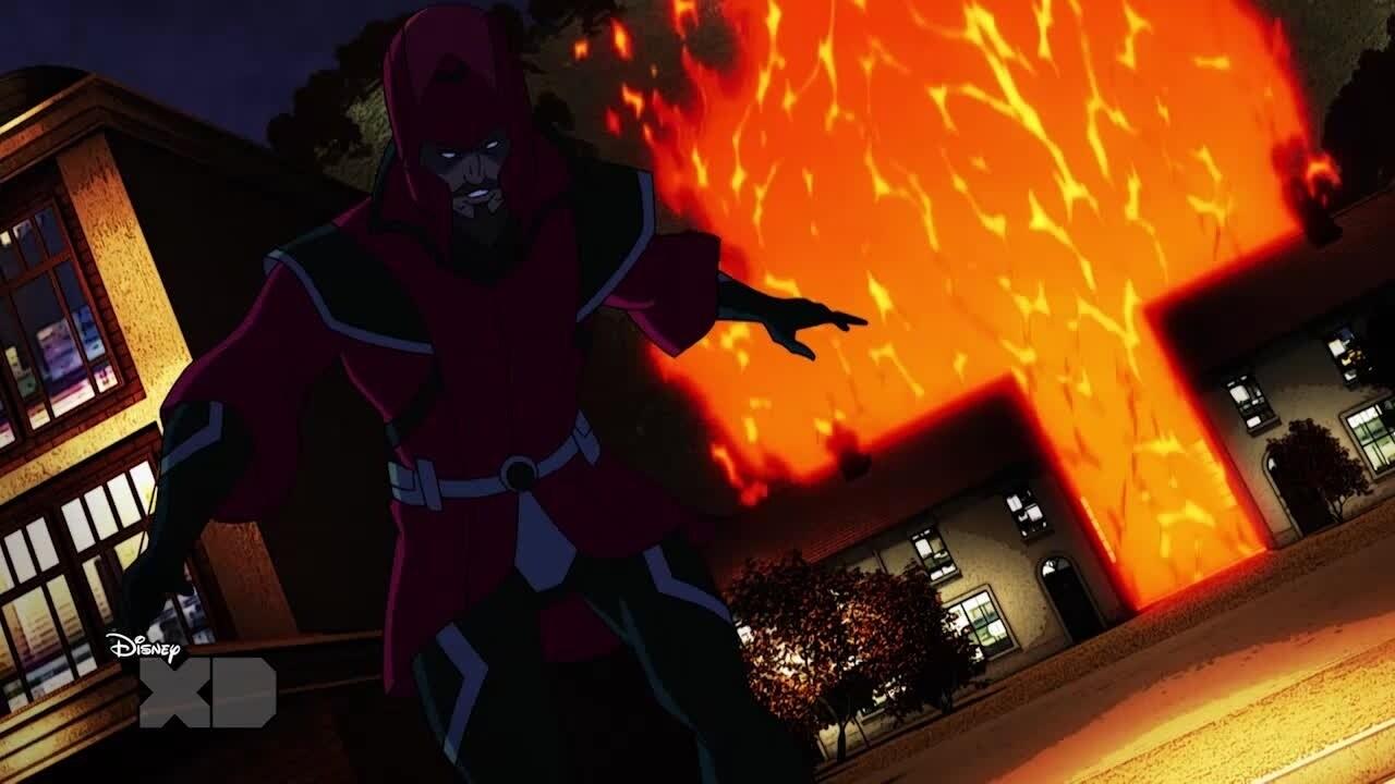 Ultron Revolution - L'Inumano di fuoco - Ep.61