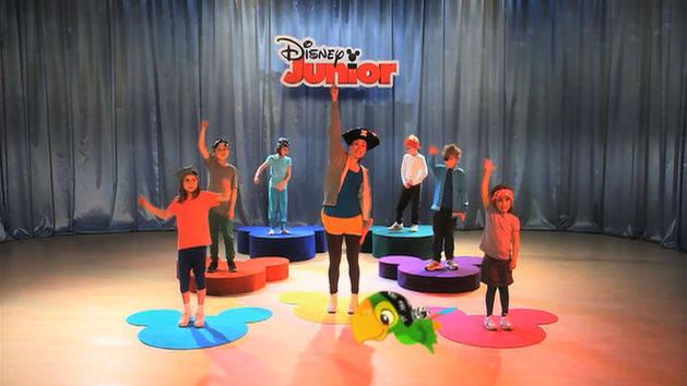 Dansa med Disney Junior - Hej hå, stå på