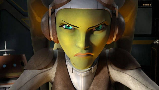 Vídeo exclusivo - ​Star Wars Rebels