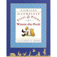 Image of Winnie-the-Pooh The Complete Tales & Poems Book # 1