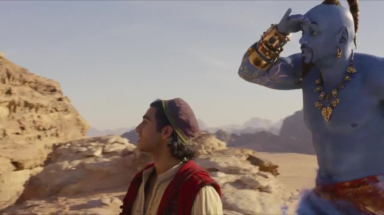 Disney's Aladdin - In Theaters Tonight!