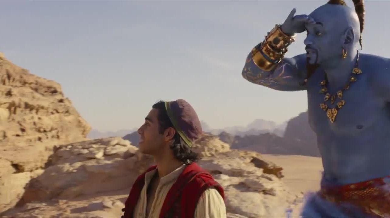 Disney's Aladdin - In Theaters Tonight!