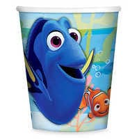 Image of Finding Dory Paper Cups # 1