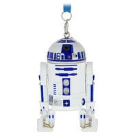 R2-D2 Light-Up Ornament - Star Wars