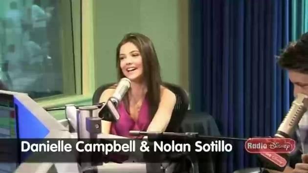 Radio Disney: Take Over - Nolan Sotillo and Danielle Campbell