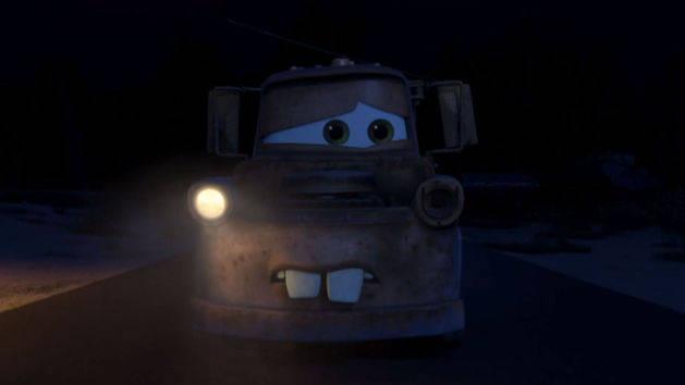 Cars Toons - Takel en het Spooklicht