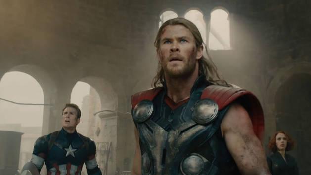Avengers: Era de Ultrón - Teaser Tráiler